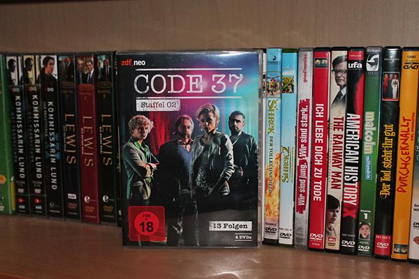 Code 37 Gewinnspiel